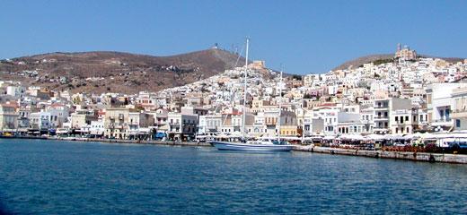 Syros Harbor