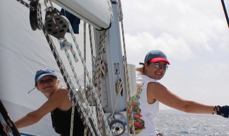 Custom Sailing Guests