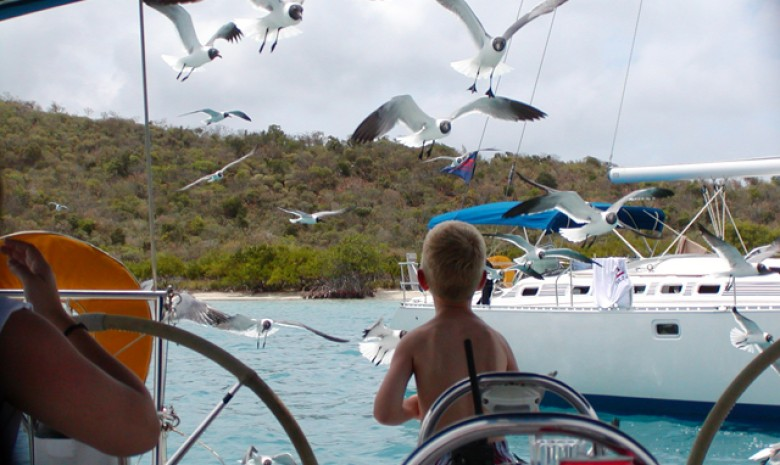 Custom Sailing Offers Family Vacations You Will Treasure For Years!