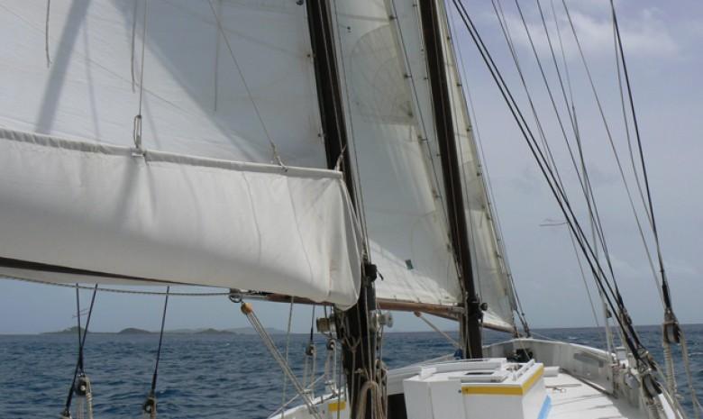 Away We Sail!
