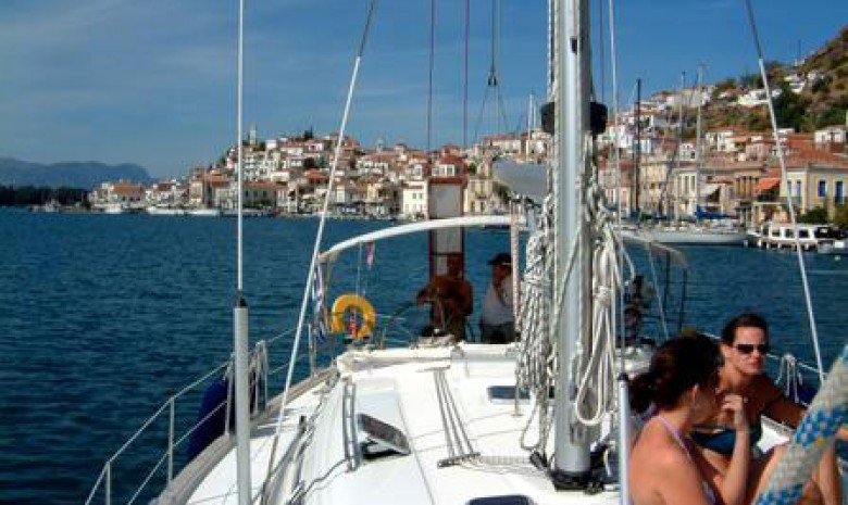 Custom Sailing In The Greek Islands