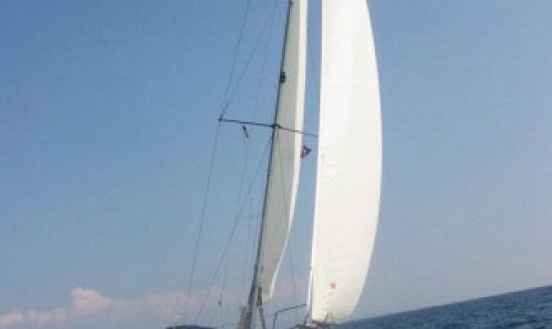 Ostria Under Sail